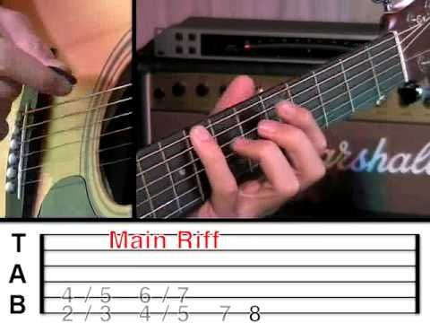 Pink Panther Guitar Lesson How To Play On Guitar Pinterest