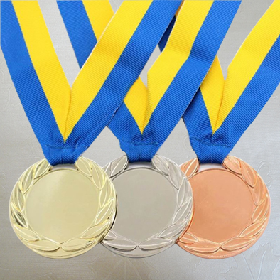 Customized Medals Cheap International Meeting Medal Swimming Award Medal China