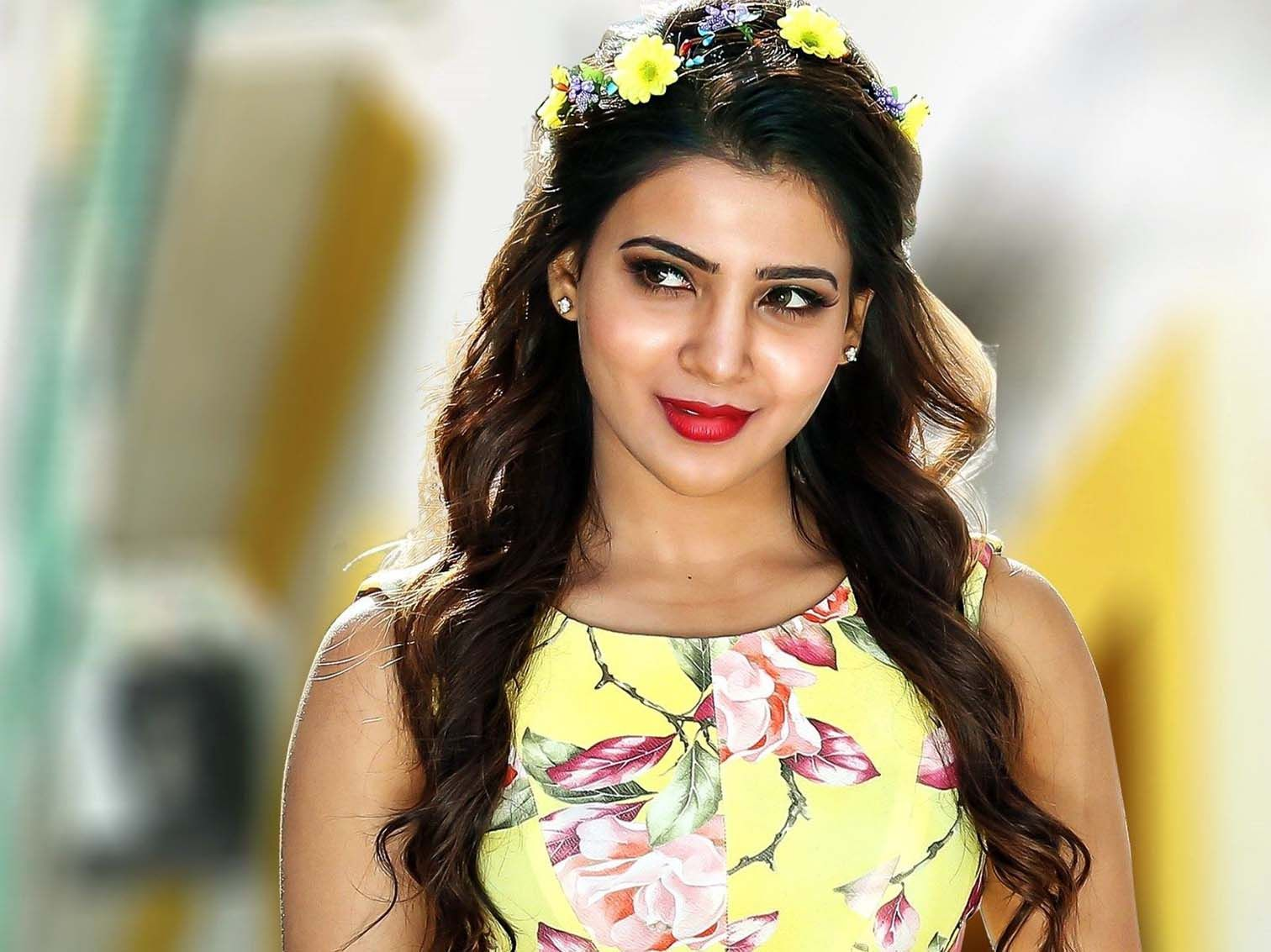 Samantha Ruth Prabhu Beautiful Wallpapers Hd 1080p Sam Pinterest