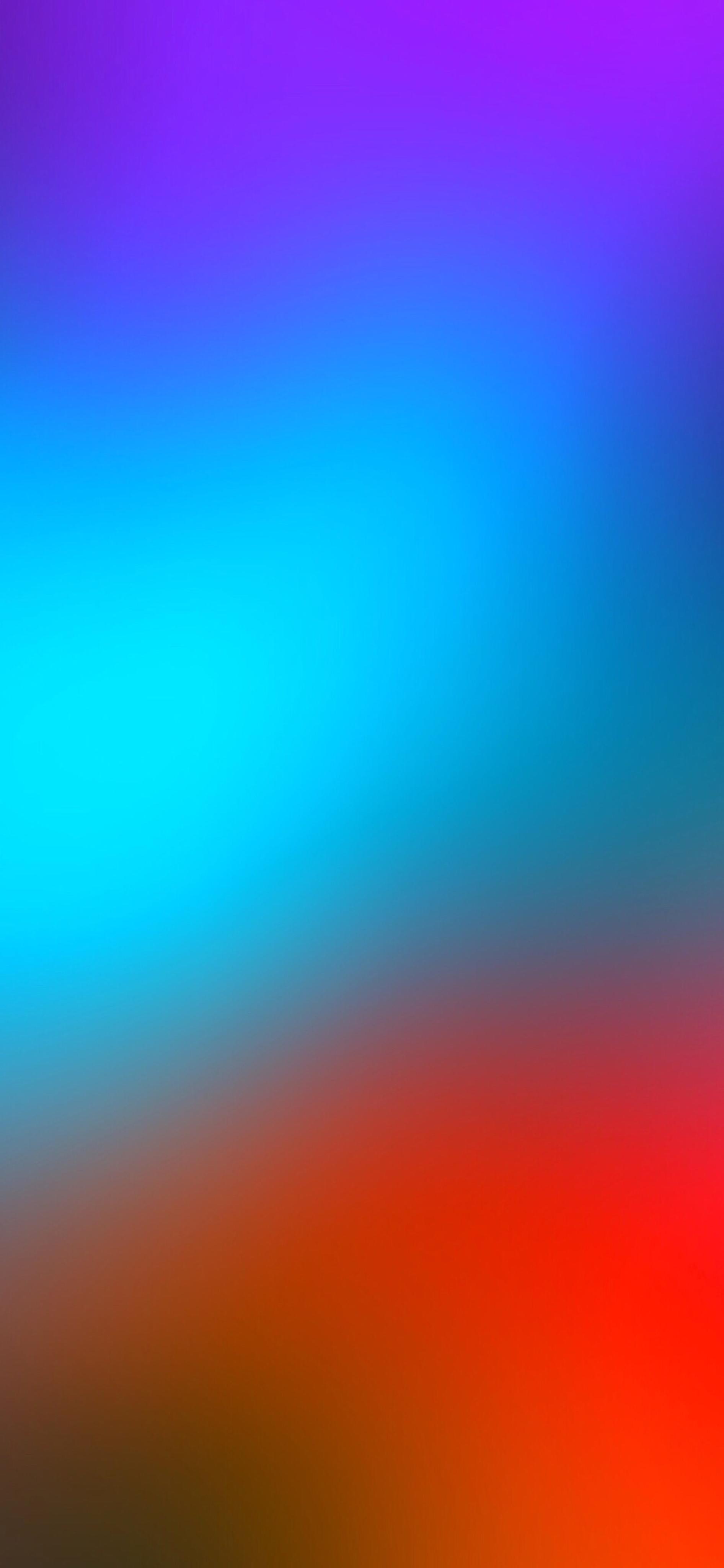 The purple to orange fade via AR72014 Iphone background