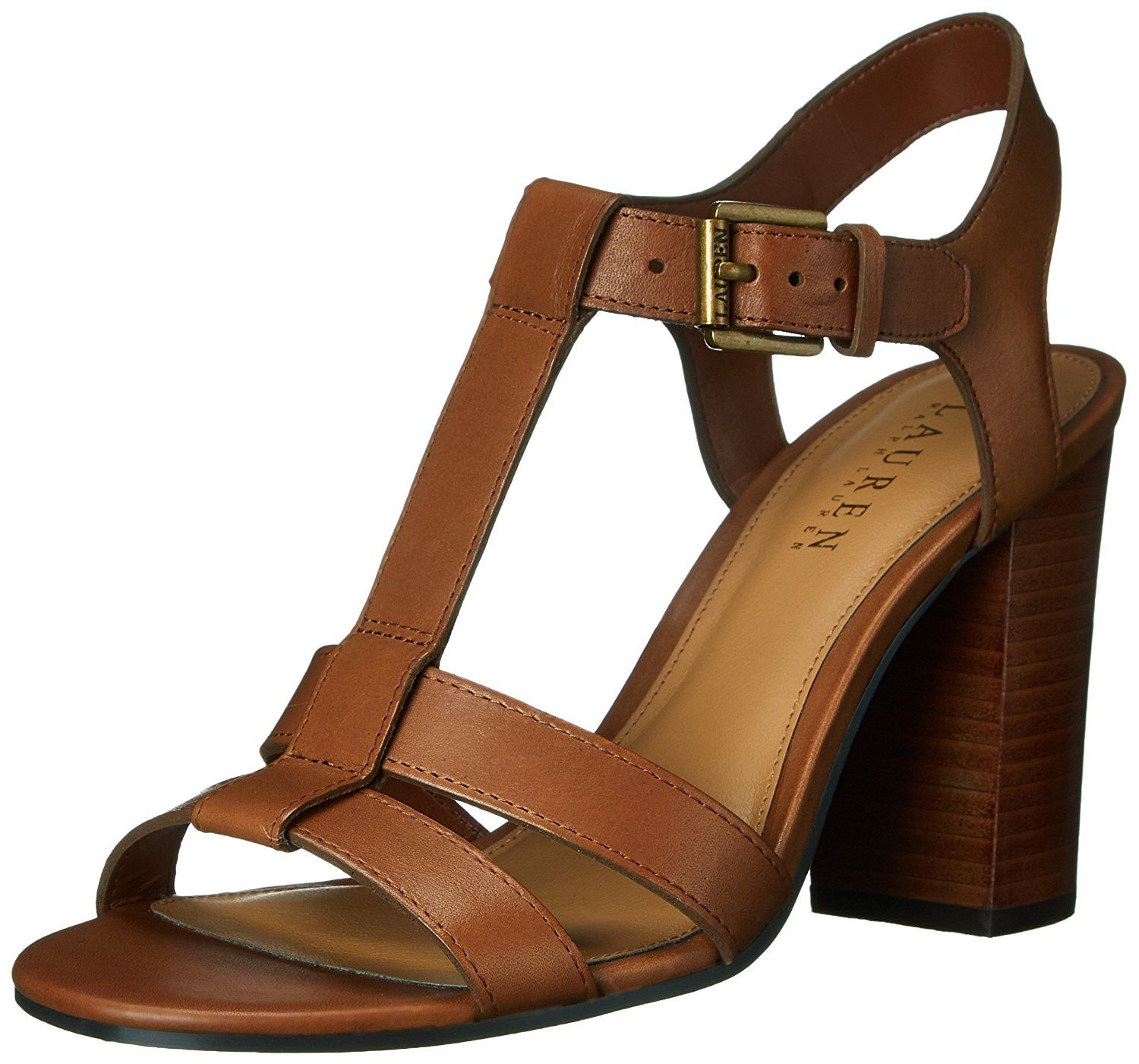 Lauren Ralph Lauren women's high heel sandals with