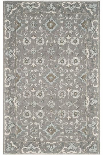 Charlie Area Rug Transitional Rugs Hand Tufted Rugs Wool Rugs