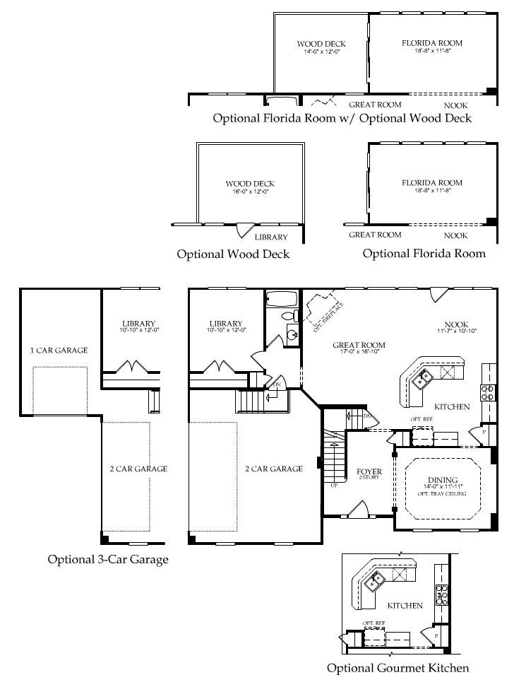pulte ambrose | floor plan | the ambrose | new home in windsor
