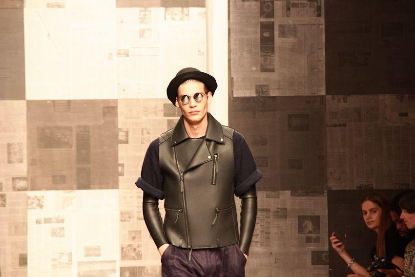 Robert Geller Spring/Summer 2013 Menswear