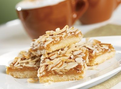 Chewy Toffee Almond Bars http://www.hersheys.com/recipes/recipe-details.aspx?id=5689=Chewy-Toffee-Almond-Bars_source=yesmail_medium=email_content=Feature%2B2_campaign=Kitchens%2B120503%2B-%2BMothers%2BDay