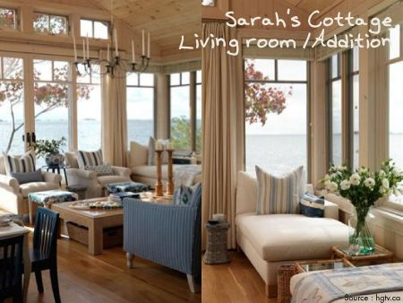 Sarah's Cottage Living RoomAddition 48 By Ink Berry Via Flickr Fascinating Living Room Addition