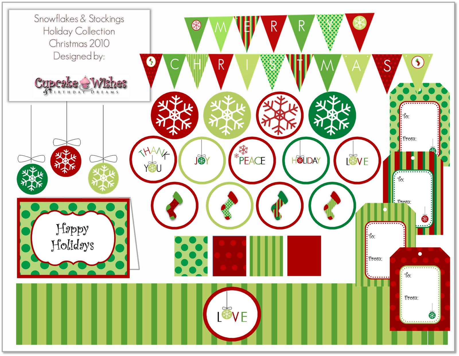 printables christmas - Akba.greenw.co