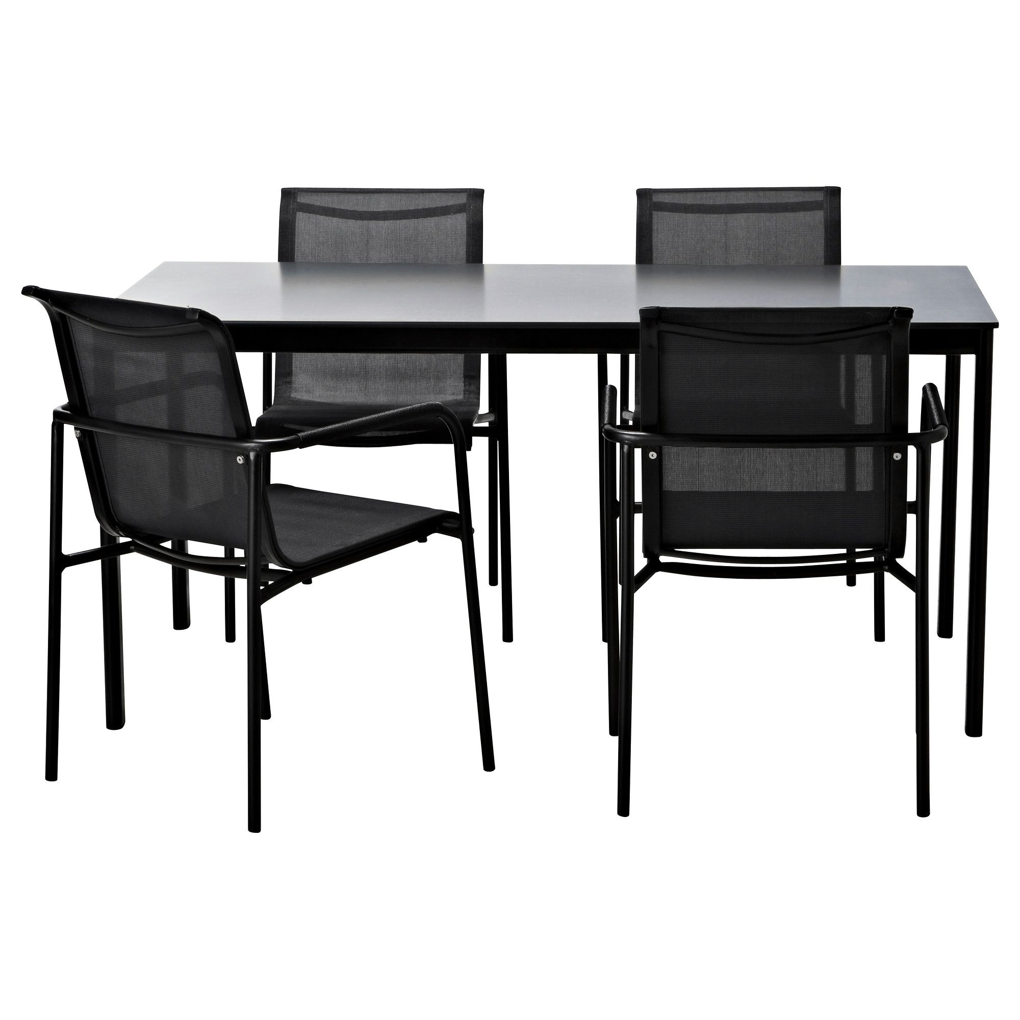 GARPEN Table and 4 chairs IKEA Decor ideas