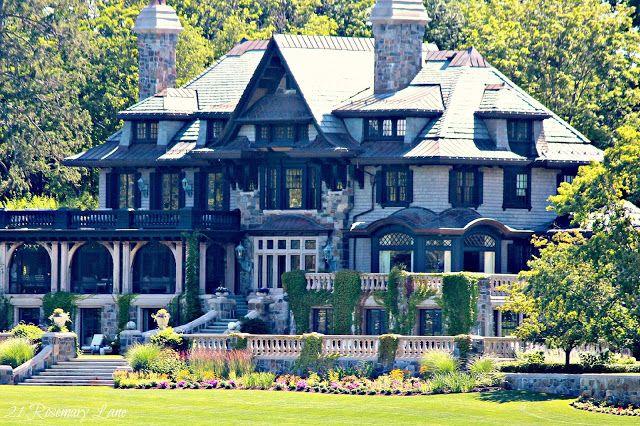 21 Rosemary Lane The Fabulous Homes Of Lake Skaneateles New York Beautiful