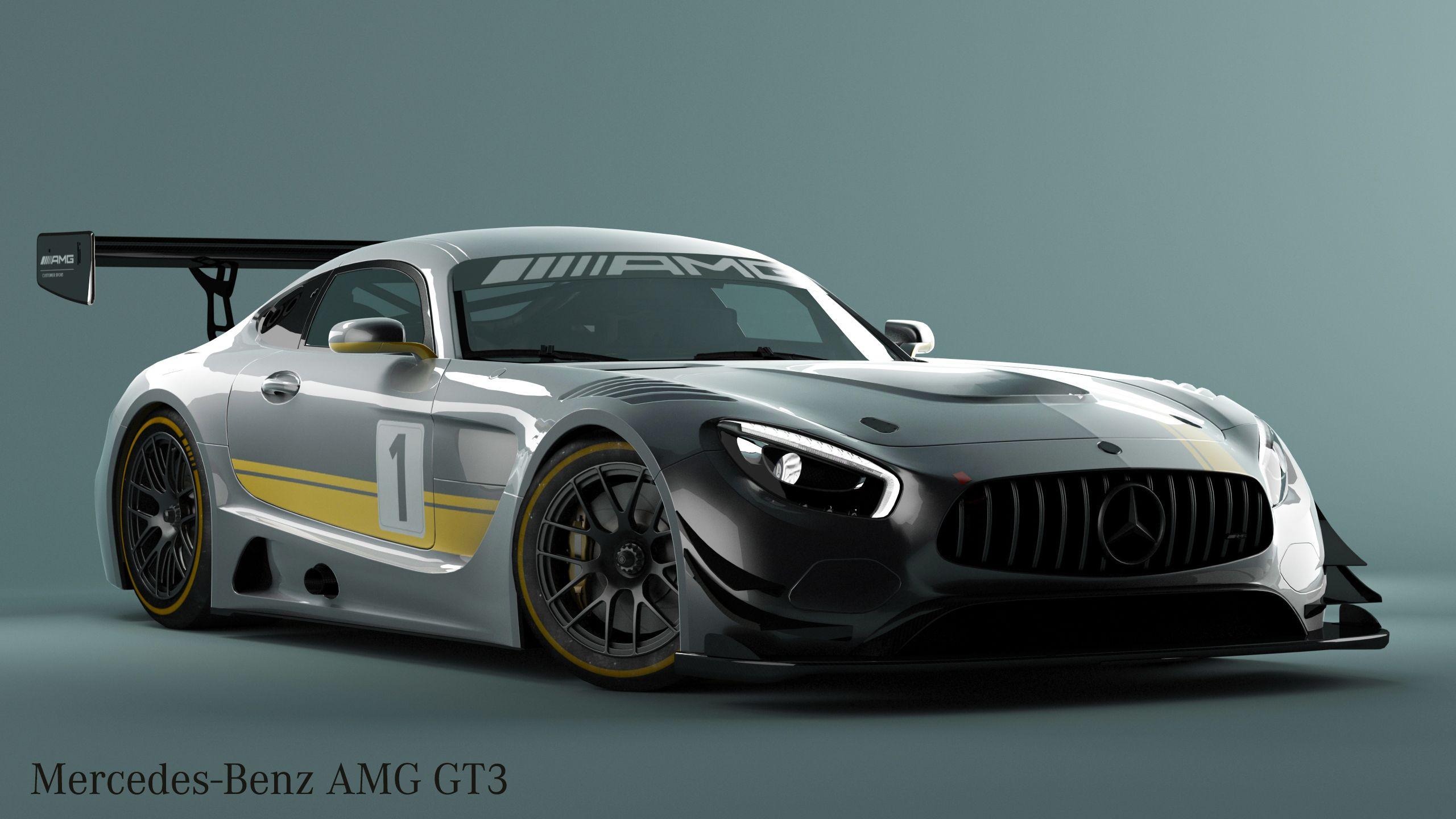 Mercedes Amg Gt3 Morgan Moullin Traffort Jean Luc Beaubelique