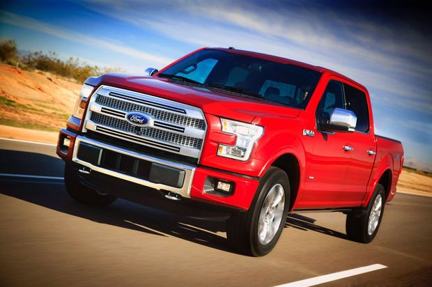 2015 Ford F 150 Pickup Truck The Future Of Tough Ford Com Ford F150 Pickup Trucks New Trucks
