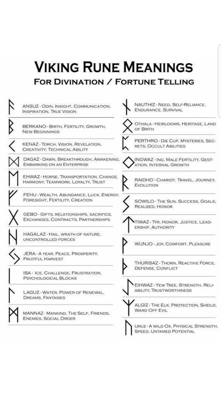 viking futhark runes for divination runes pinterest tatouage viking tatouage et runique. Black Bedroom Furniture Sets. Home Design Ideas
