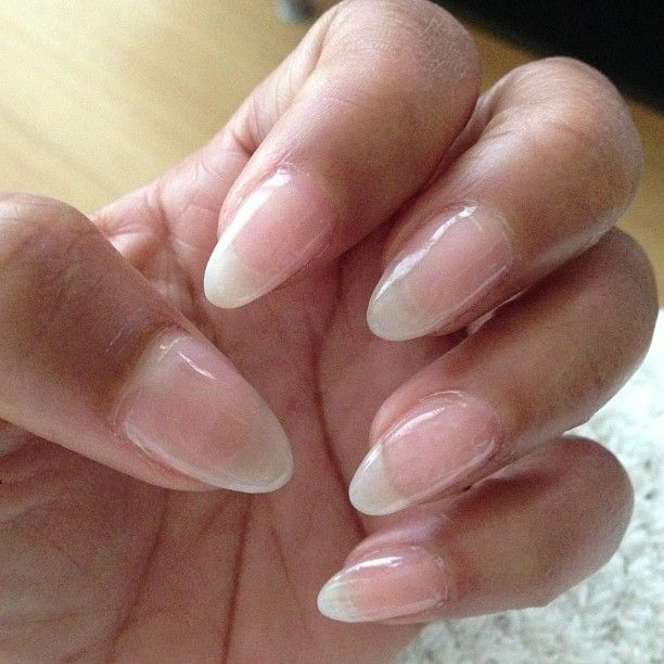 Taraji P. Henson\'s natural nails | Inspirationail | Pinterest ...
