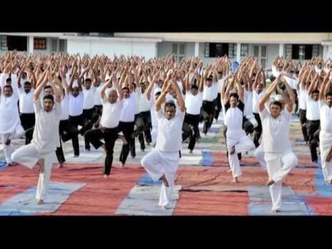 योग द्वारा हमें एक नयी उर्जा मिलती है और योग हमारे मन और शरीर को स्वस्थ बनाये रखता है !!  #Yoga,#YogaDay, #Internationalyogaday, #Health,