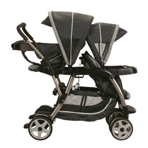 Graco Ready2grow Click Connect Lx Stroller Glacier Discontinued By