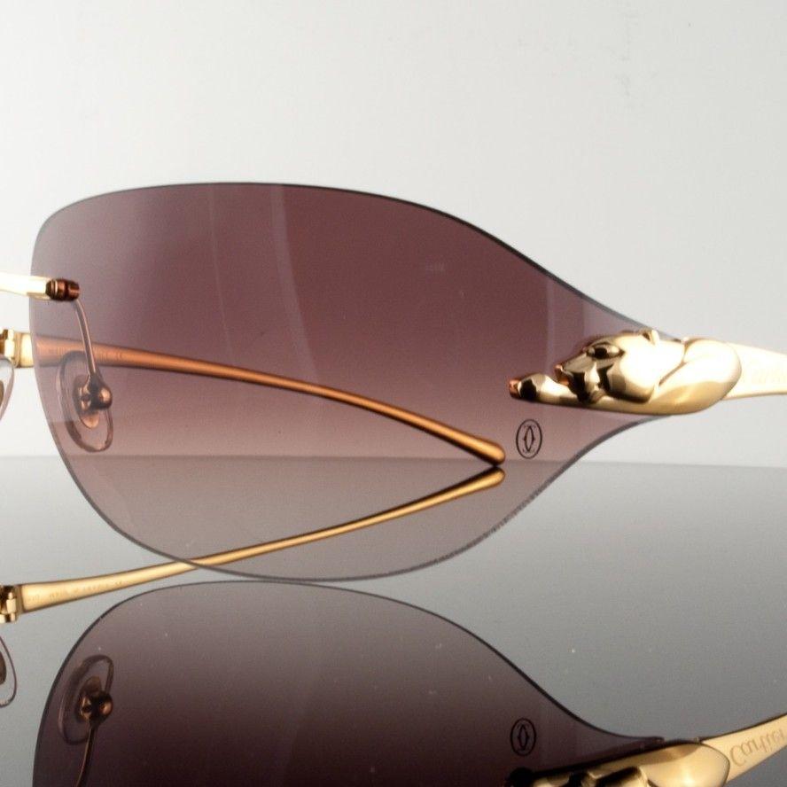 Cartier Sunglasses T8200694 Panther De Cartier   Designer Eyewear ... 1c63065d8e19