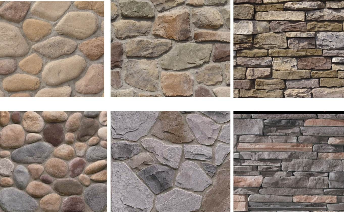 Image gallery stone facade for Brick and stone veneer