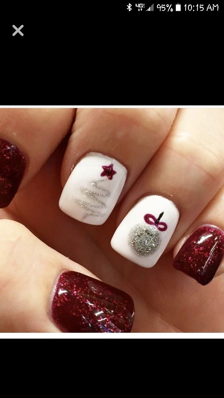 Pin By Vicky Fields On Christmas Nails Xmas Nails Christmas Gel Nails Christmas Nails