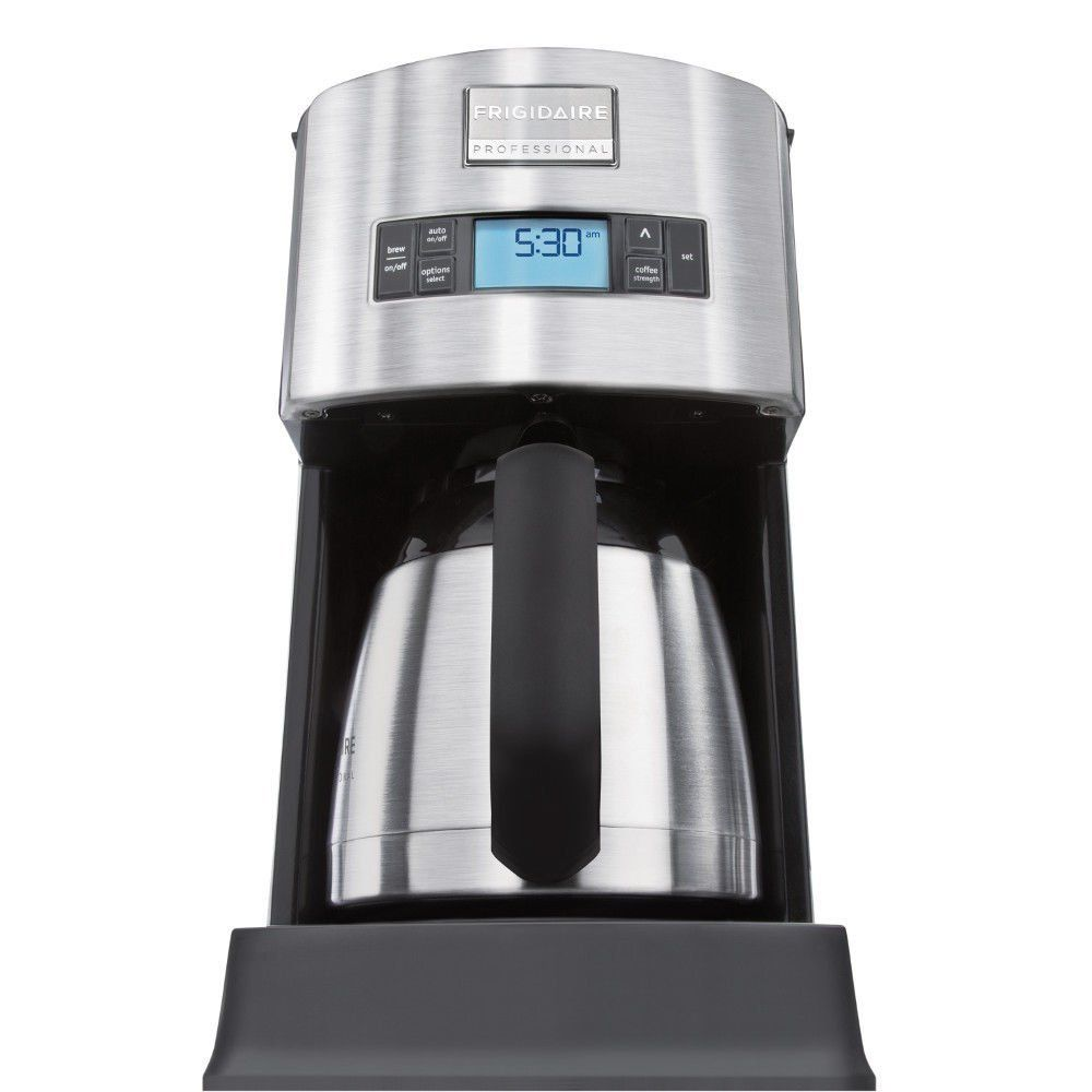 Frigidaire professional 10 cup thermal coffee maker