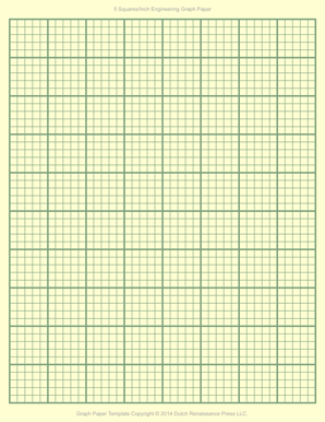 Engineering Graph Paper Templates Pinterest