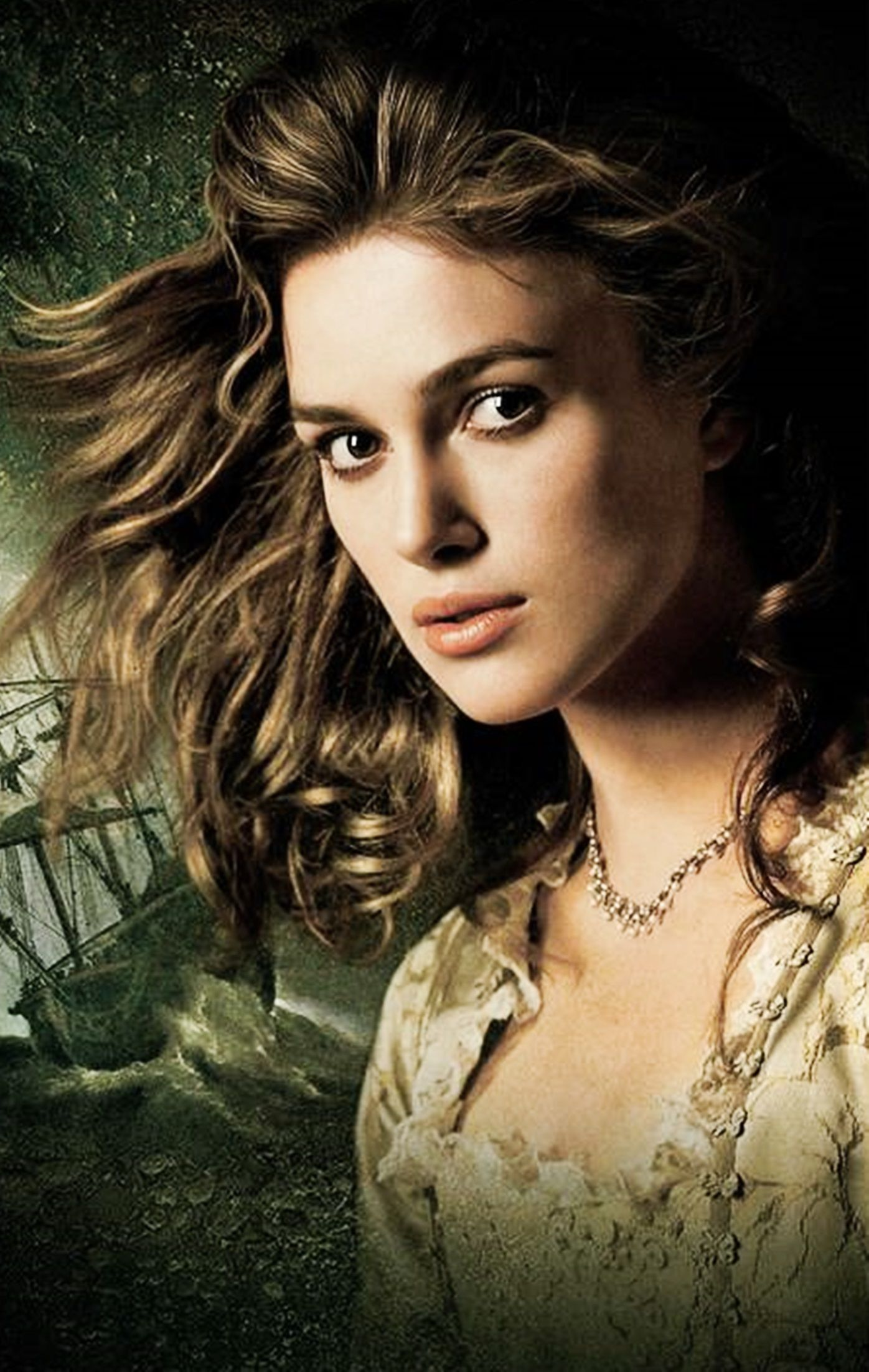 "Elizabeth Swann ""Dead Man's Chest"" 