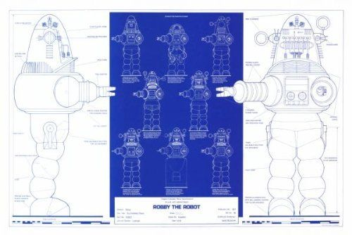 blueprints FORBIDDEN PLANET Pinterest - new blueprint gene expression