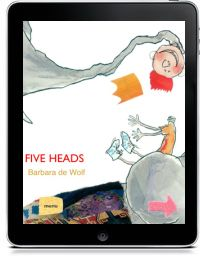 Prince with Five Heads Barbara de Wolf Grades 1-3 story