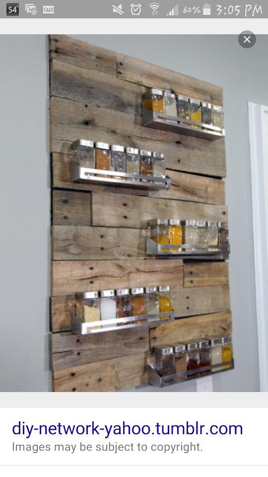 Pin by Jennifer Goodman on spice racks Pinterest