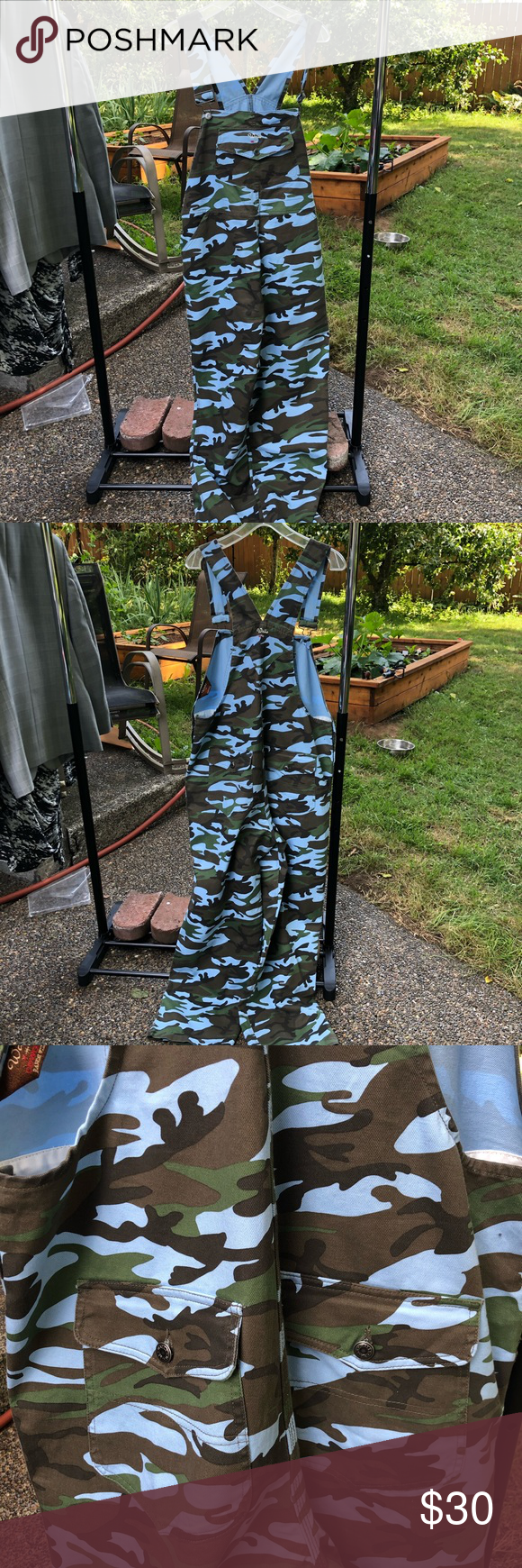 walls cowgirl ranch wear overalls size xl up for sale is a on walls coveralls camo id=62129