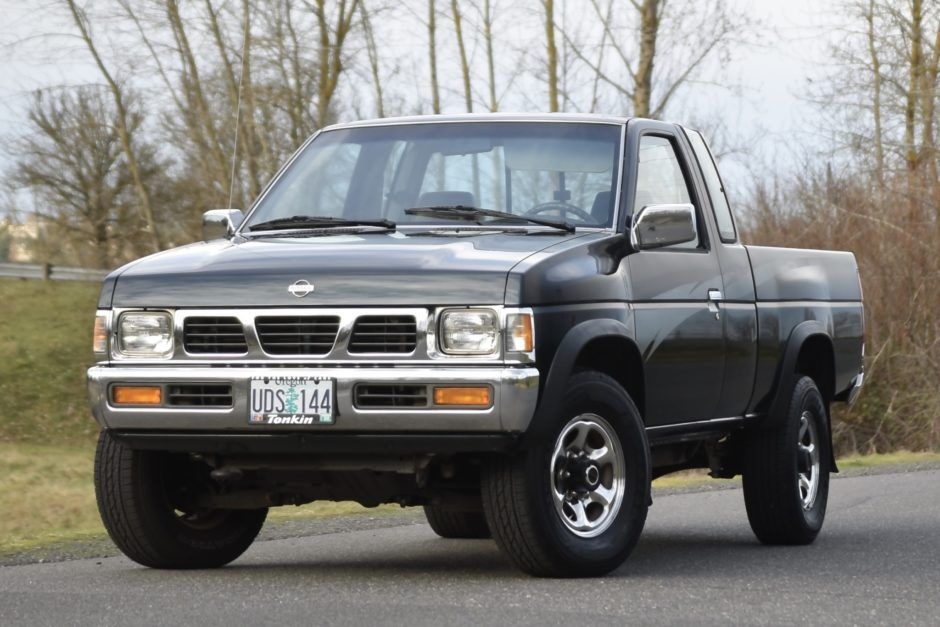 1994 Nissan Hardbody King Cab Xe 4x4 5 Speed Pickup Nissan Hardbody Nissan Nissan Pickup Truck
