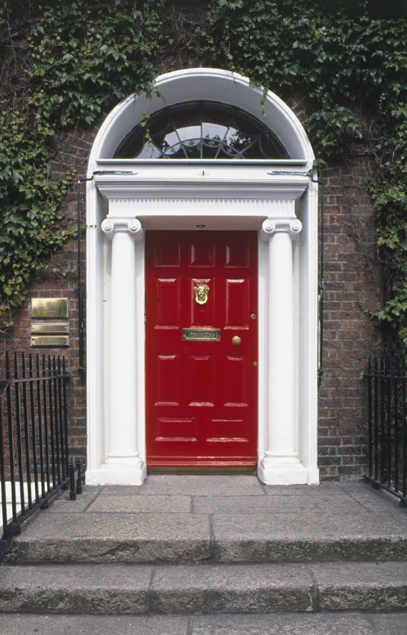 What Your Front Door Color Says About You Gardens London Calling