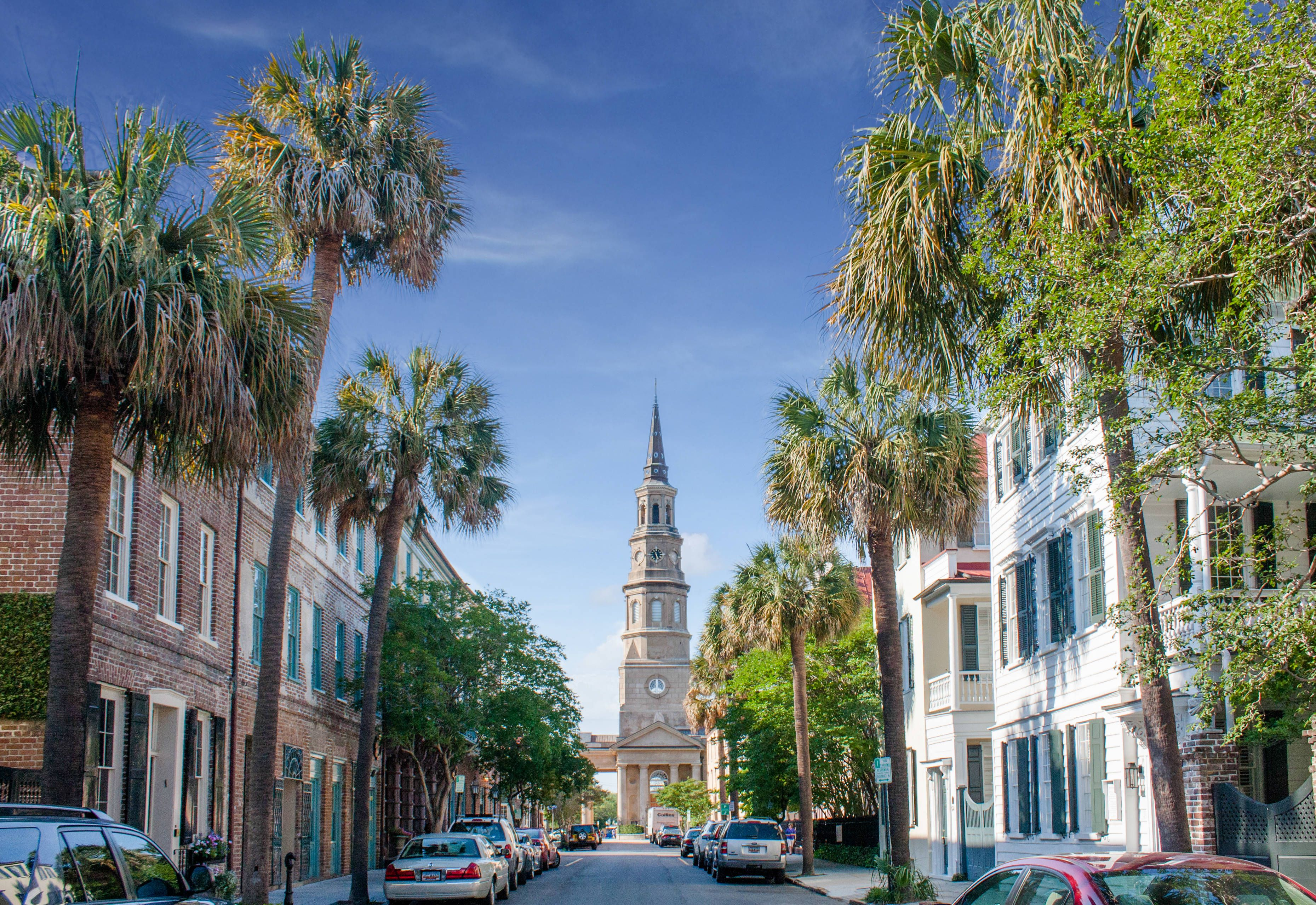 Charleston Sc Pictures Downtown Google Search