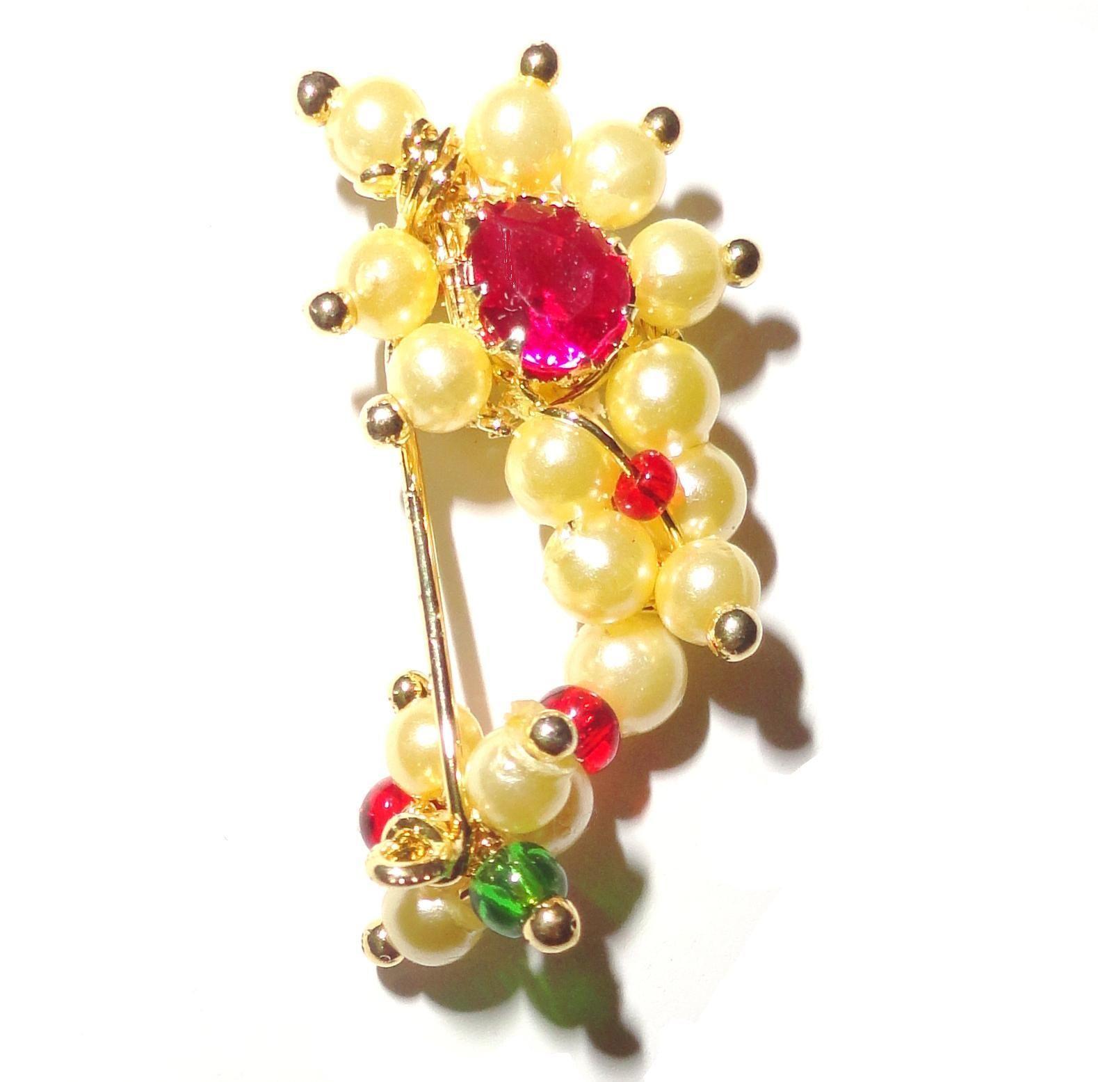 indian maharati bride accessories #Indian #Bride #Accessories ...