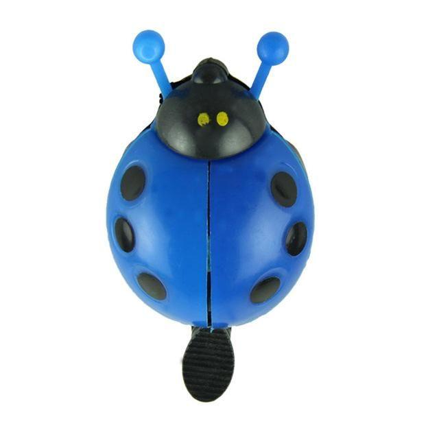 Kid Beetle Ladybug Design Cycling Bicycle Bike Ride Horn Alarm Ring Bell RU