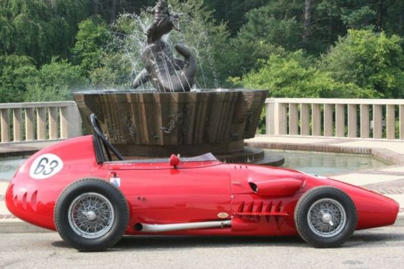 1959 Stanguellini Formula Junior Hot Rods Pinterest Cars