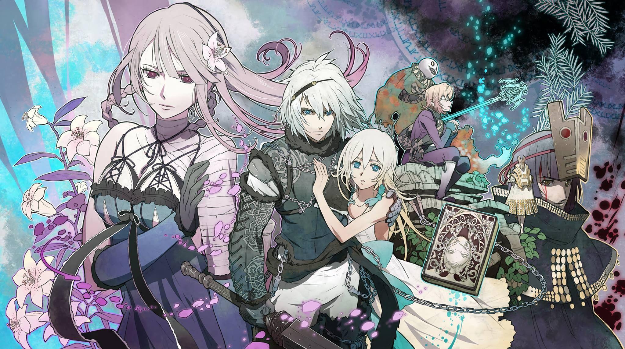 Image result for nier gestalt & replicant   Artwork, Dessin manga, Personnage de fiction
