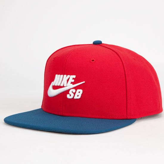 18f99622 ... buy nike sb icon mens snapback hat red one size for men 25402330001  aeab8 6bb45 ...