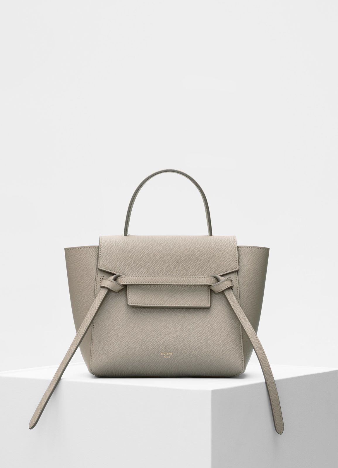 b4f73cd0c4 Nano Belt bag in grained calfskin | CÉLINE | Work Purses | Bags ...