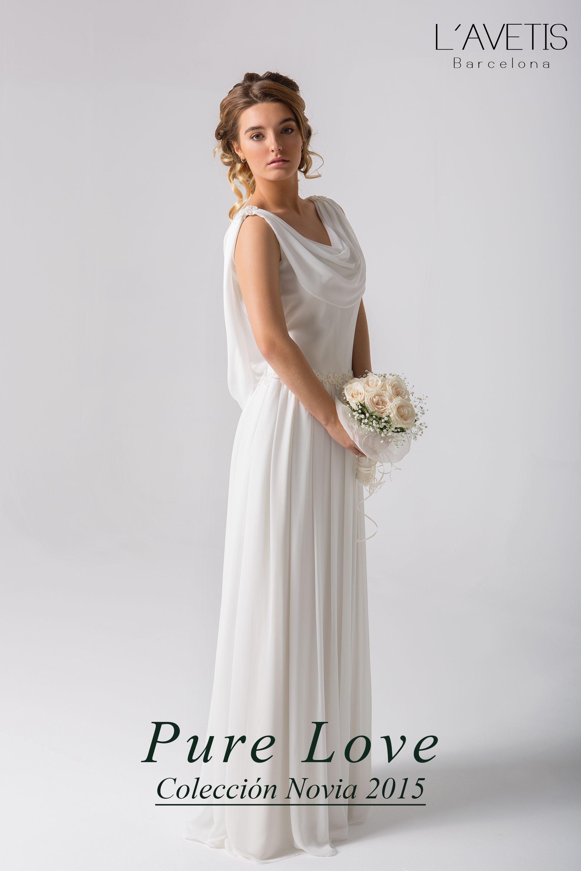 Vestidos de novia estilo tunica