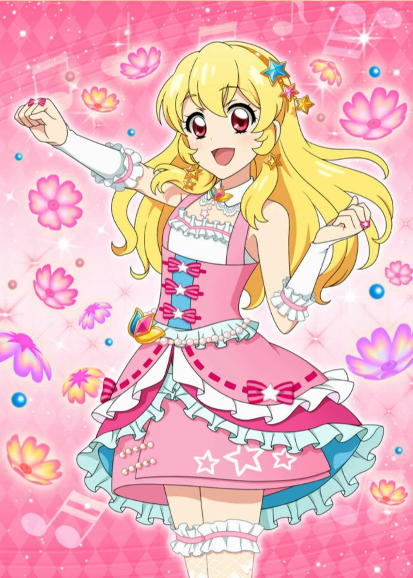 Ichigo SR18+ Aikatsu! Ichigo (SR) Pinterest Anime