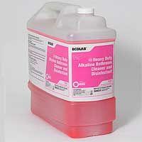 Heavy duty bathroom cleaner for Ecolab heavy duty alkaline bathroom cleaner