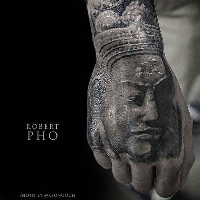 Robert Pho Best Las Vegas Tattoo Artist Las Vegas Tattoo Artists Black And Grey Tattoos Tattoo Artists