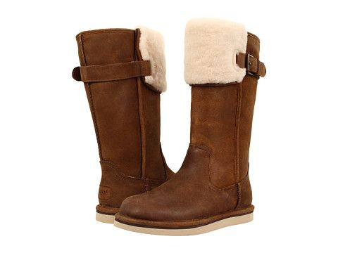259c931fbd0 UGG Willow Chestnut Leather - Zappos.com Free Shipping BOTH Ways ...