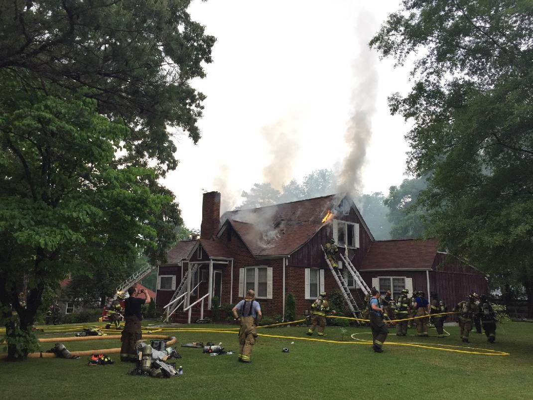 My grandmother's home, she passed in 99 but had lived there since the late 70's and was an assisted living home called Senior Saints Home! Glad they all got out!....Update: No injuries after fire at Chattanooga nursing home | Times Free Press