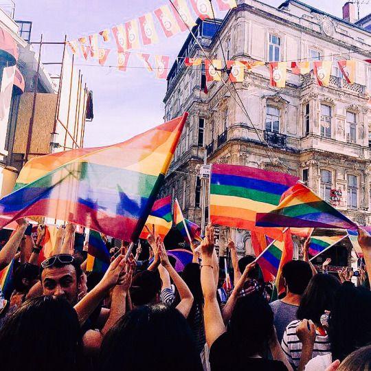 Pride 2015, Istanbul, Turkey