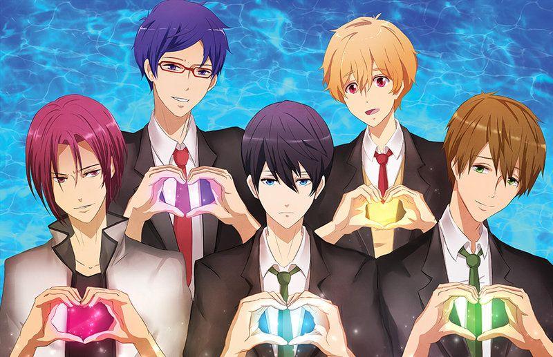 iwatobi swim club wallpaper - photo #23