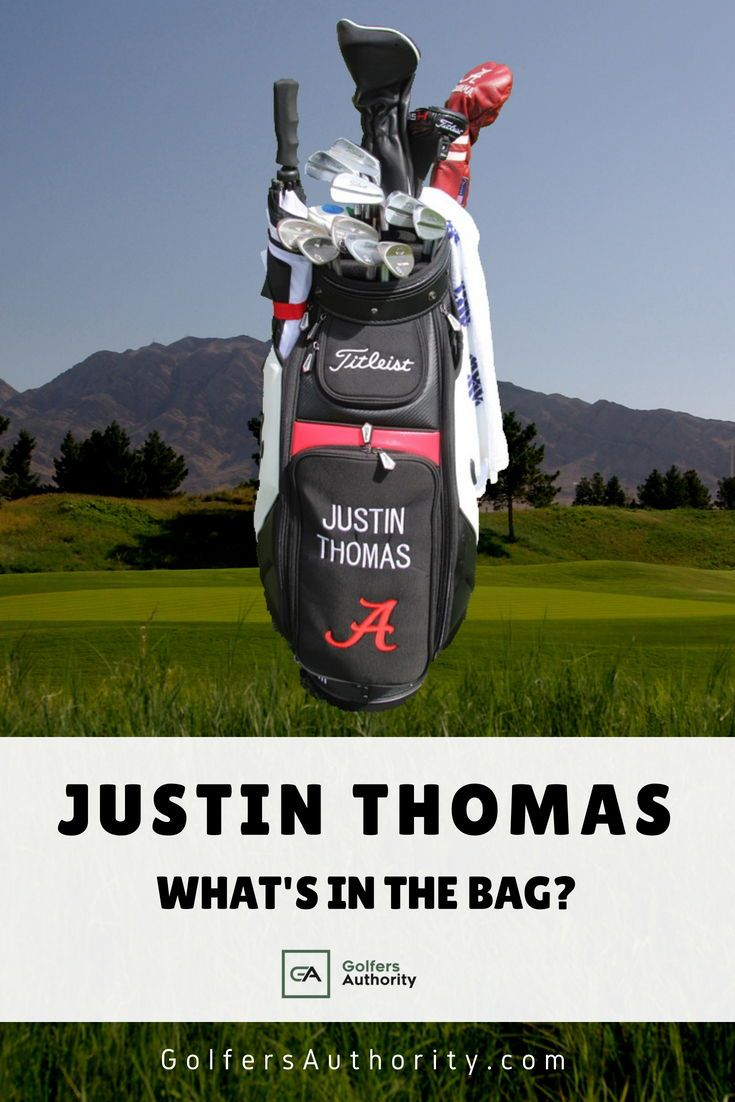 Justin Thomas is one of the best golfers in the world