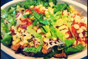 Insalata messicana | Una cucina da single | Pinterest