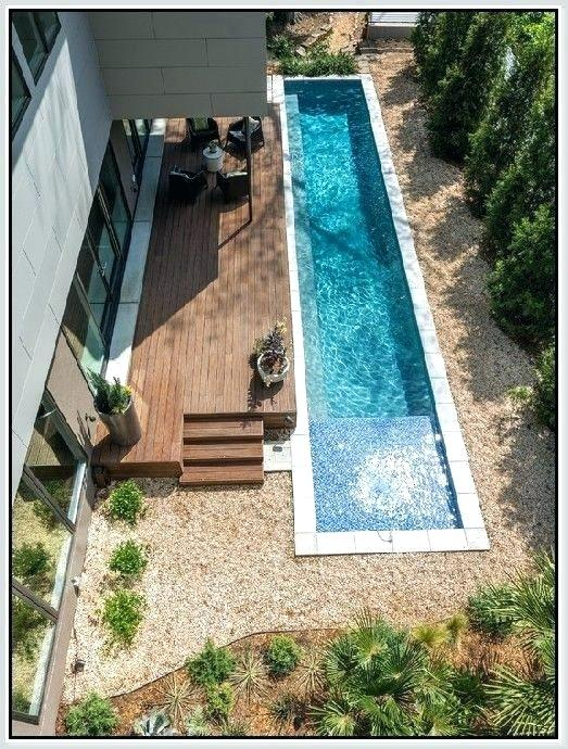 Above Ground Plunge Pool Above Ground Lap Pool In Ground Lap Pool Above Ground Lap Pool Water Lap Small Backyard Design Small Pool Design Small Backyard Pools