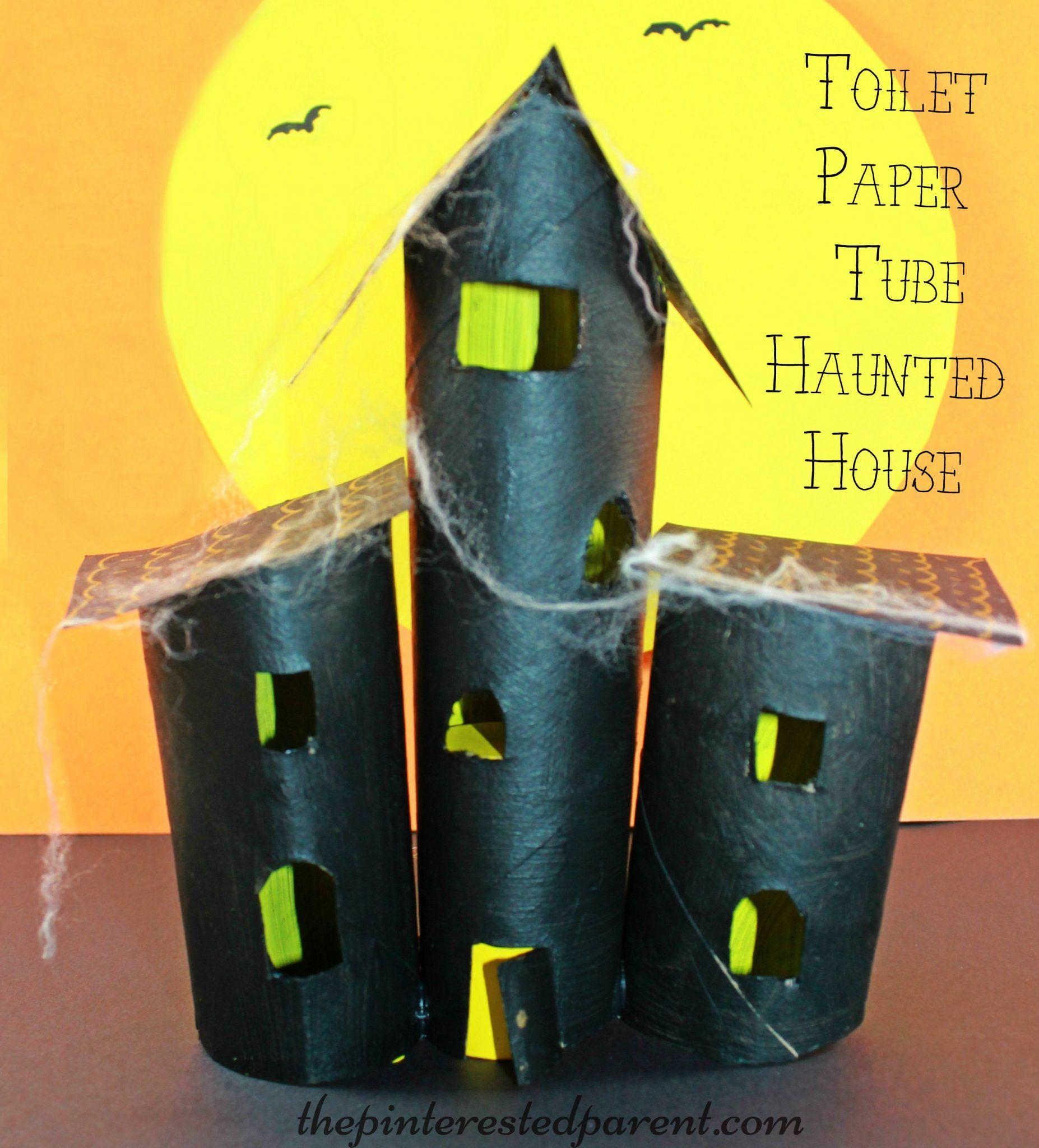 halloween toilet paper roll crafts | www.topsimages